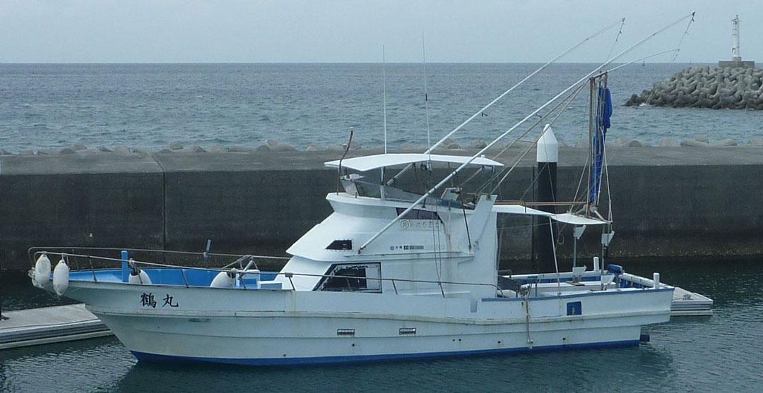クレーンズ沖縄の鶴丸