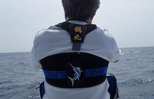クレーンズ沖縄、鶴丸の新型オリジナルハーネス