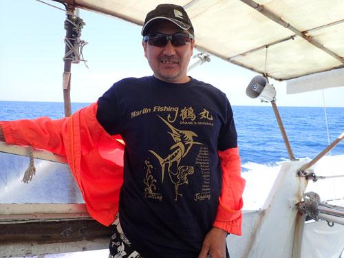クレーンズ沖縄、鶴丸オリジナルTシャツ