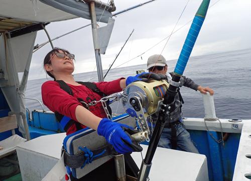 marlin fishing in okinawa japan