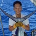 沖縄でカジキ釣りブルーマーリン