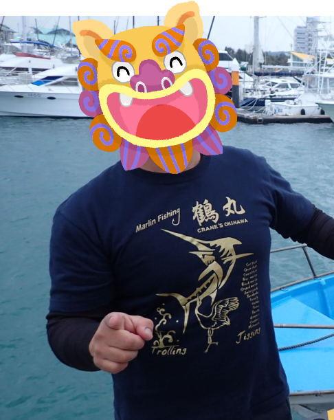 鶴丸オリジナルTシャツ
