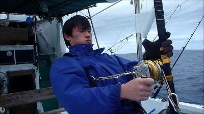 トローリングで高校生がカジキトファイト!!沖縄の釣り船クレーンズ.jpg