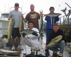 本日の釣りメンバー