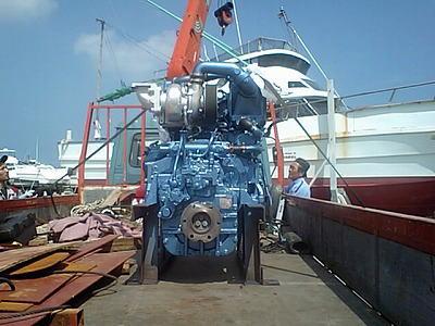 鶴丸の新エンジン